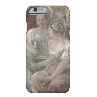 Sitio de la música (fresco) (detalle de 60259) funda de iPhone 6 barely there