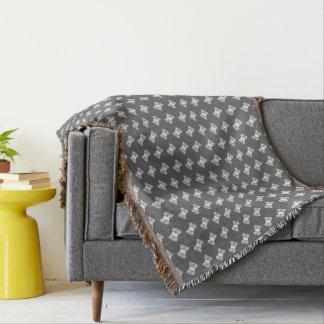 Sitio del arte de las madejas del hilado manta