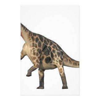 Situación del Dicraeosaurus Papelería