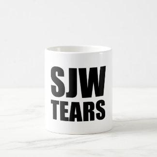 SJW rasga la taza