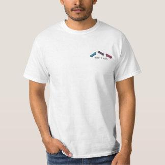 Skate Logo Camiseta