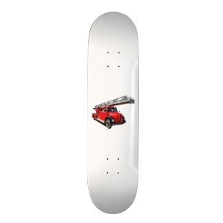 Skateboard Cuerpo de bomberos