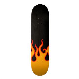 Skateboard El estilo de encargo del arte de la pintura del