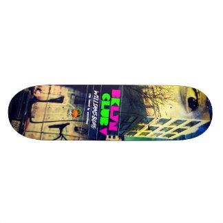 Skateboard La capilla está mirando 2012