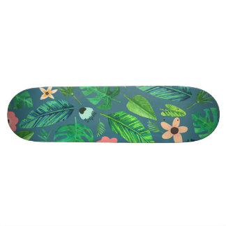 Skateboard Vida tropical