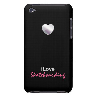 Skateboarding lindo iPod touch funda