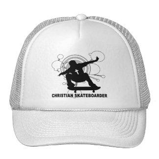 Skater cristiano gorras de camionero