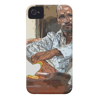 sketcch de la sabiduría del sufi Case-Mate iPhone 4 coberturas