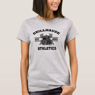 SKILLHAUSE - ATLETISMO DE SKILLHAUSE CAMISETA