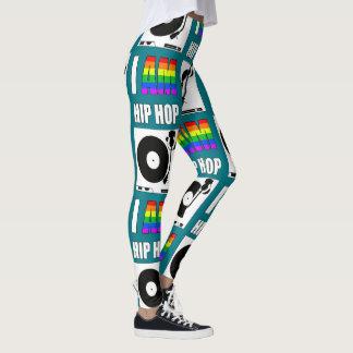 SKILLHAUSE - SOY HIP HOP - LETRA DEL ARCO IRIS LEGGINGS