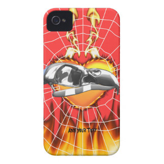 skull-eagle3.png Case-Mate iPhone 4 cárcasa