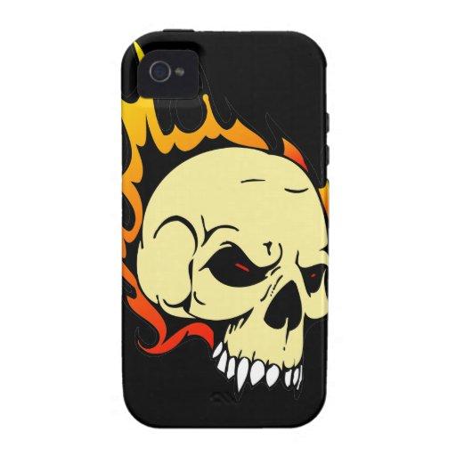 SKULL iPhone 4 CARCASAS