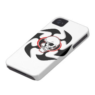 SKULL iPhone 4 PROTECTORES