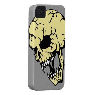SKULL iPhone 4 Case-Mate CARCASA