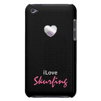 Skurfing lindo iPod Case-Mate coberturas