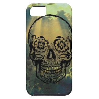 Sky & Skull iPhone 5 Cárcasas