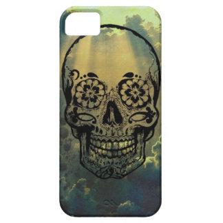 Sky & Skull iPhone 5 Case-Mate Carcasas