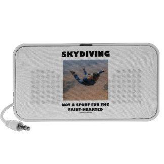Skydiving no un deporte para el Débil-Hearted Mp3 Altavoz