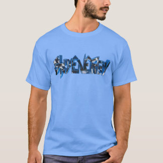 SkyEnergy tridimensional Camiseta