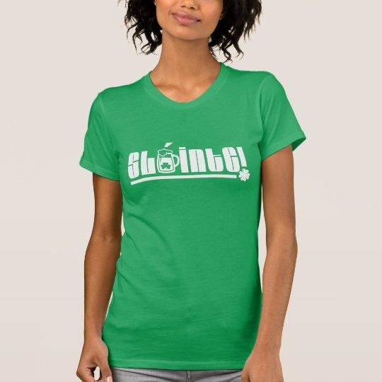 Sláinte. Camisetas del día de St Patrick
