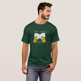 ¡Sláinte! (Salud) el día de St Patrick feliz Camiseta