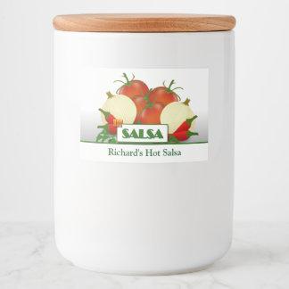 Slasa preserva la etiqueta del tarro