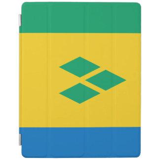 Smart Cover Para iPad Bandera de San Vicente y las Granadinas
