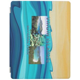 Smart Cover Para iPad Islas Vírgenes de ABH