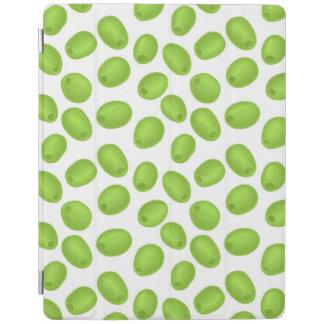 Smart Cover Para iPad Modelo con las aceitunas verdes