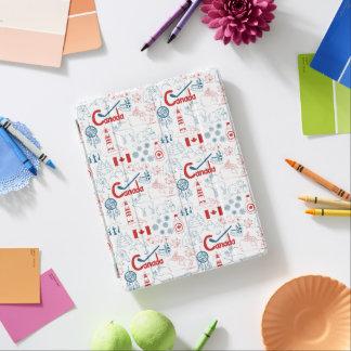 Smart Cover Para iPad Modelo de los símbolos de Canadá el |