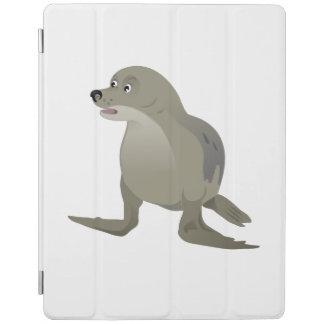 Smart Cover Para iPad Sello gris