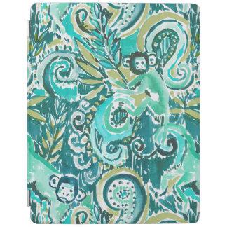 Smart Cover Para iPad TRICKSTER Paisley del MONO en verde de jade