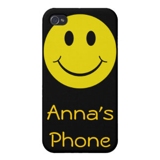 Smiley iPhone 4 Protector