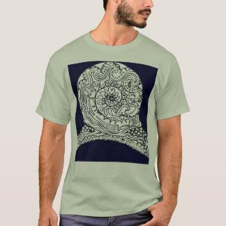 Snail tribal- Caracol Camiseta