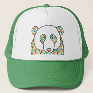 Snapback de la panda de la comodidad por Megaflora Gorra De Camionero