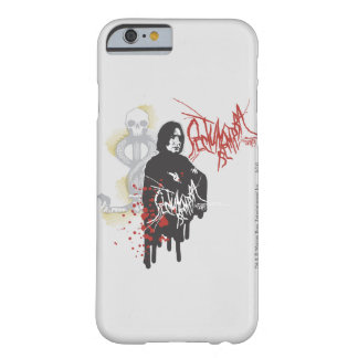 Snape 3 funda de iPhone 6 barely there