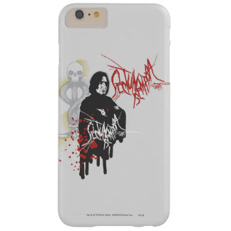 Snape 3 funda de iPhone 6 plus barely there