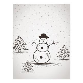 snowman2 postal