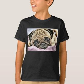 Snuggle me barro amasado camiseta