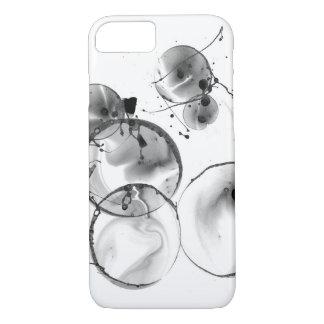 Soapbubbles de la tinta del caso del iPhone de las Funda iPhone 7