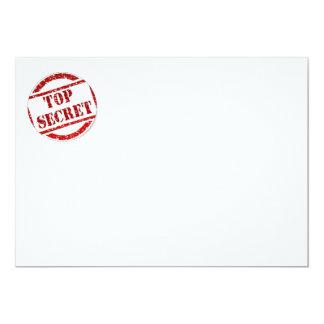 sobre de la postal invitación 12,7 x 17,8 cm