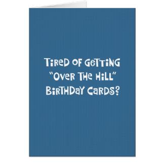 """Sobre humor de la tarjeta de cumpleaños de la col"