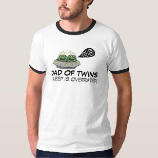 SOBRESTIMAN al papá del SUEÑO de los gemelos Camisas