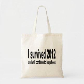 """Sobreviví 2012"" bolsos Bolsa"