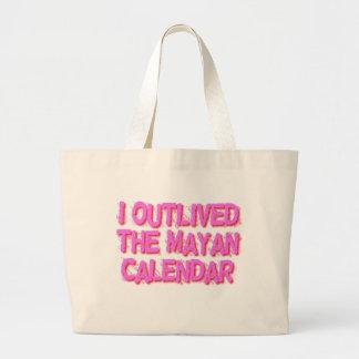 Sobreviví al calendario maya bolsa