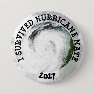 Sobreviví el botón de Nate 2017 del huracán