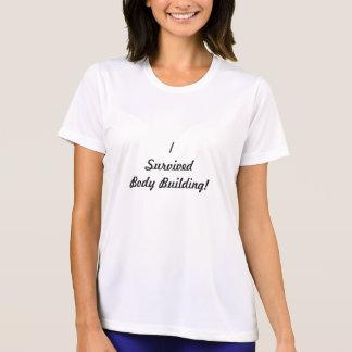 ¡Sobreviví el culturismo! Camisetas