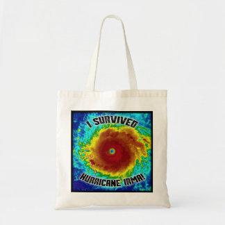Sobreviví el tote de Irma del huracán Bolso De Tela