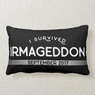 Sobreviví la almohada del Lumbar de Irmageddon