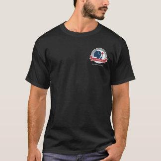 Sobreviví la camiseta de la parada del gobierno